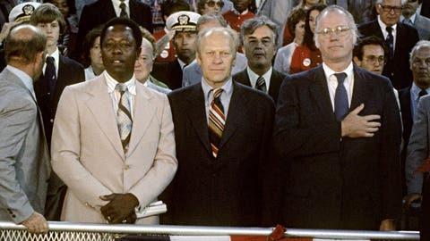 Gerald Ford - No. 38