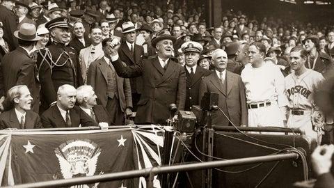 Franklin D. Roosevelt - No. 32