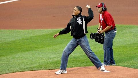 Barack Obama - No. 44
