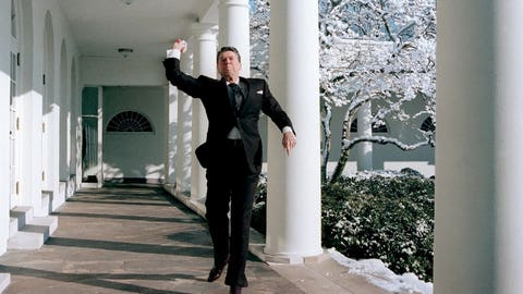 Ronald Reagan - No. 40