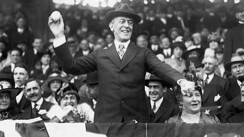 Woodrow Wilson - No. 28