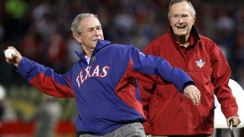 George W. Bush - No. 43