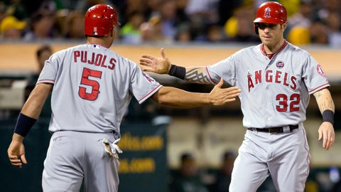 3 things to watch: The aging of Pujols and Hamilton