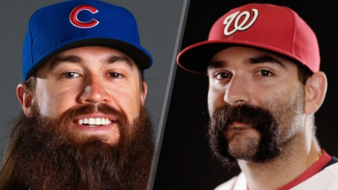 Spring training seems to bring out the best in players' facial hair. Here is a roundup of the best beards and mustaches caught on camera during MLB Photo Day.
