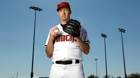 Brad Ziegler, P, Diamondbacks (Scottsdale, Ariz.)
