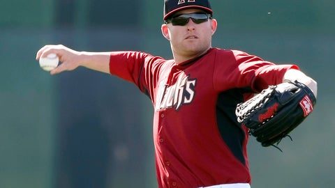Mark Trumbo, OF, Diamondbacks (Scottsdale, Ariz.)