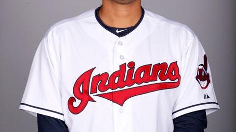 Bruce Chen, P, Indians (Goodyear, Ariz.)