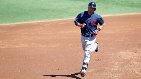Ryan Raburn, OF, Indians (Goodyear, Ariz.)