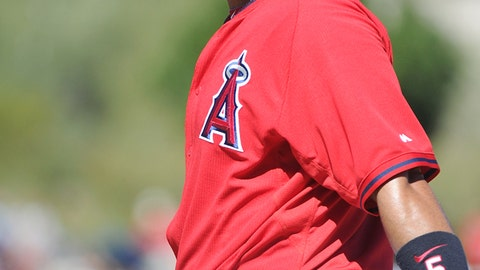 Albert Pujols, 1B, Angels (Tempe, Ariz.)