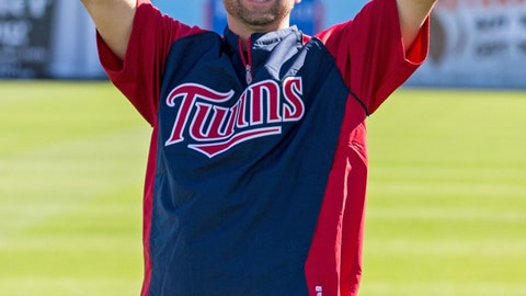 Brian Dozier, 2B, Twins (Fort Myers, Fla.)