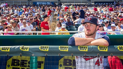 Phil Hughes, P, Twins (Fort Myers, Fla.)
