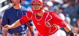 Reds place Devin Mesoraco on DL; Johnny Cueto's elbow examined