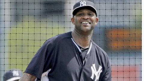 New York Yankees: CC Sabathia
