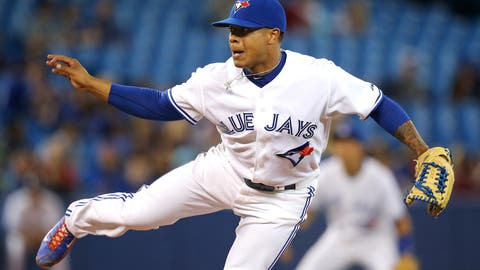March 10: Marcus Stroman out for the season