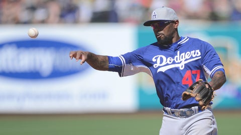 Second base: Howie Kendrick