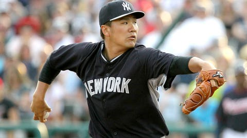 New York Yankees: Will Masahiro Tanaka stay healthy?