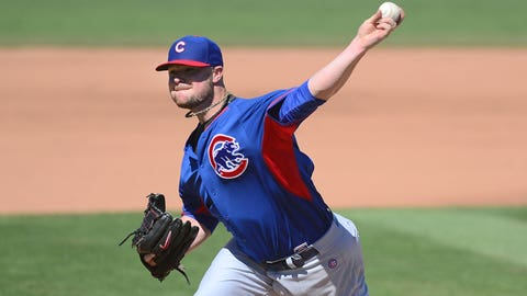 Can Lester lead the Cubs to October?