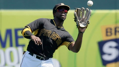 15. Andrew McCutchen, OF, Pittsburgh Pirates (.295, 12 HR, 56 RBI)