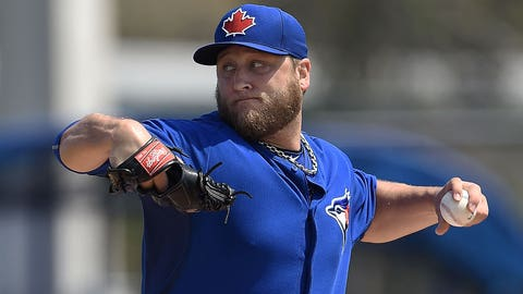 Mark Buehrle, P, Blue Jays