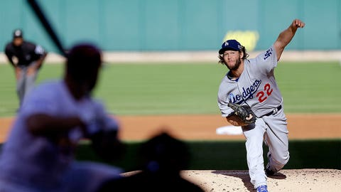 Clayton Kershaw, P, Dodgers