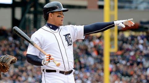 Miguel Cabrera, 1B, Tigers