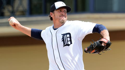 Joe Nathan, P, Tigers