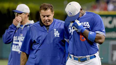 2015 - Puig's durability questioned
