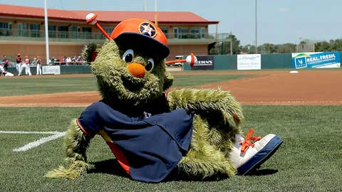 Houston Astros: Orbit