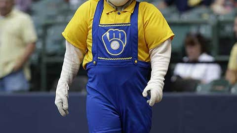 Milwaukee Brewers: Bernie Brewer