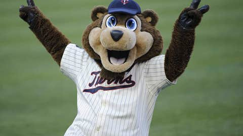 Minnesota Twins: T.C. Bear