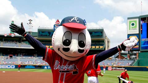 Atlanta Braves: Homer the Brave