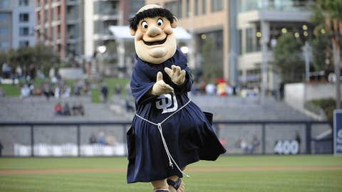 San Diego Padres: Swinging Friar