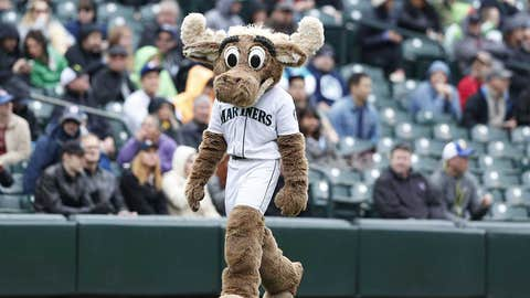 Seattle Mariners: Mariner Moose