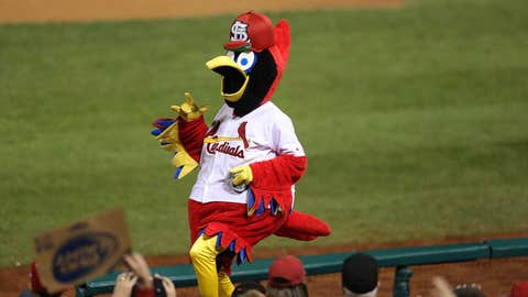 St. Louis Cardinals: Fredbird