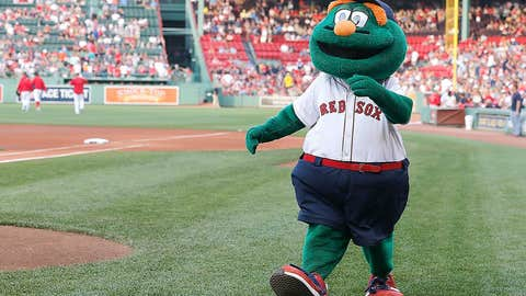 Boston Red Sox: Wally the Green Monster