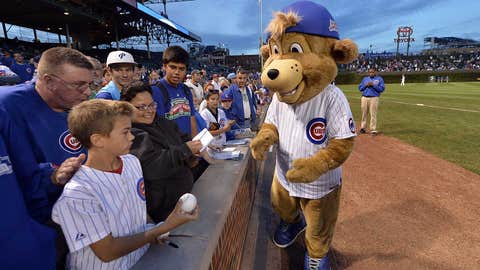 Chicago Cubs: Clark
