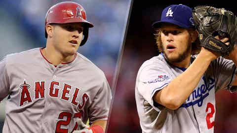 Can Trout, Kershaw do it again?
