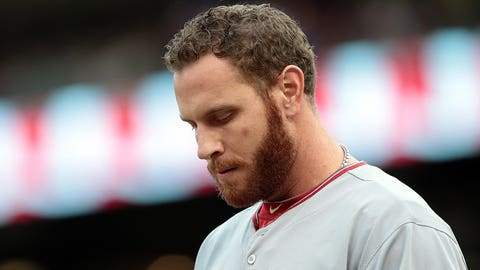 April 27: The Josh Hamilton mess reaches its end