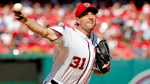 NL Cy Young: Max Scherzer, Washington Nationals