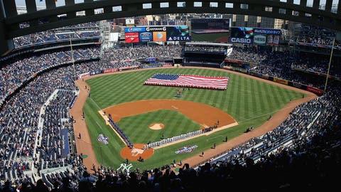 Blue Jays at Yankees