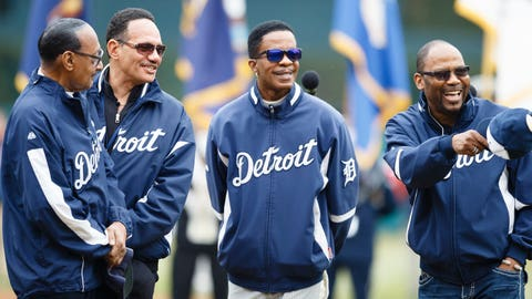 Twins at Tigers