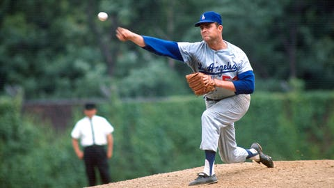 Don Drysdale (1956-1969)