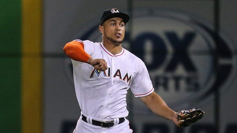 Marlins: Giancarlo Stanton (2nd round, 76th pick, 2007