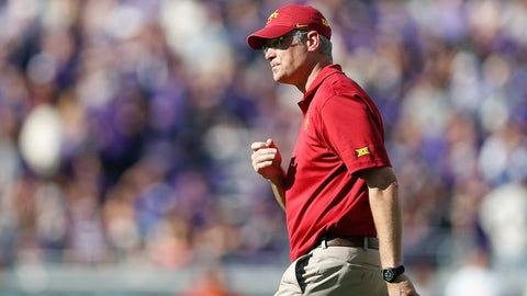 Iowa State coach Paul Rhoads, $2,205,015