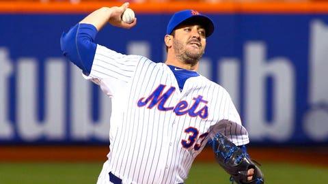 Matt Harvey – Mets – SP