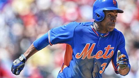 New York Mets: Curtis Granderson, OF (36)