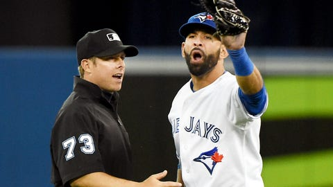 April 21: Tempers flare in O's-Blue Jays game