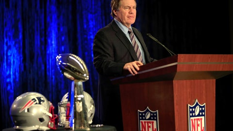 Bill Belichick (1994-current)
