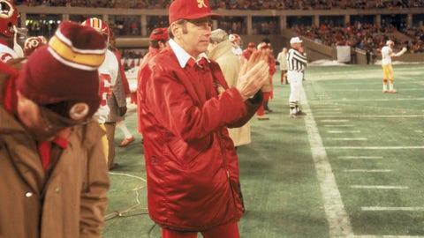 George Allen (1966-1977)