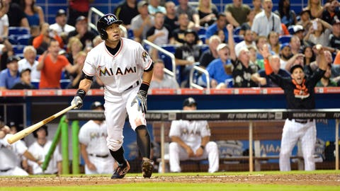 19. Miami Marlins sign Ichiro Suzuki